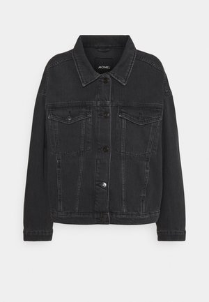 BONNIE JACKET - Denim jacket - black dark