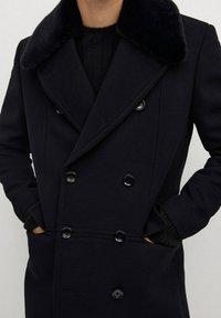Mango - WILSON - Classic coat - schwarz - 4