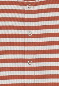 ARKET - NIGHTWEAR ONEPIECE UNISEX - Pyjamas - red - 2