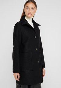 BOSS - OKTOBER - Płaszcz wełniany /Płaszcz klasyczny - black - 0