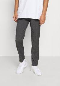 Burton Menswear London - SLIM 2 PACK - Kangashousut - navy - 1