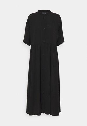 ASTA DRESS - Maxi šaty - black