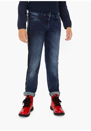 REGULAR FIT - Slim fit jeans - dark blue