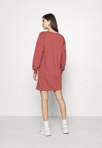 ONLY - ONLASHLEY DRESS  - Kjole - rose dawn/color blocking rose/cd/ap - 2