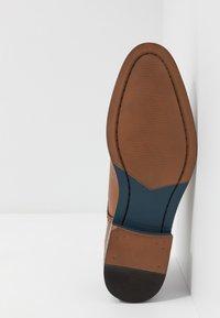 River Island - Elegantní šněrovací boty - brown - 4