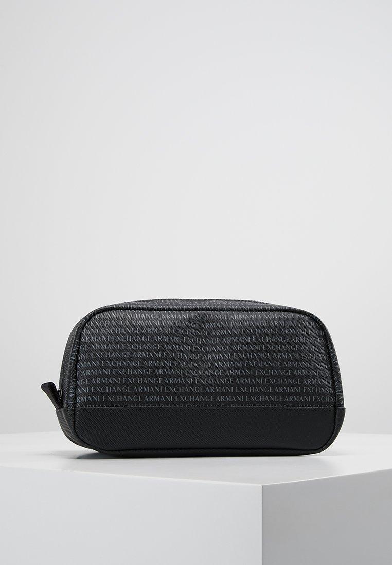 Armani Exchange - Wash bag - black