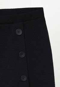 Mango - A-line skirt - black - 2