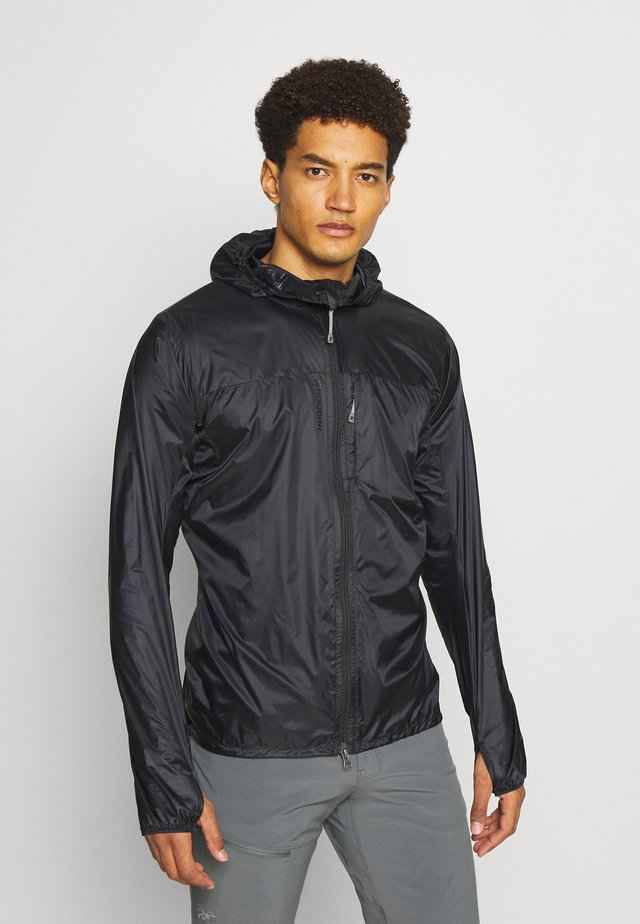 COME ALONG JACKET - Outdoor jacket - black