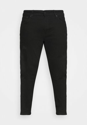 JJILIAM JJORIGINAL - Trousers - black denim