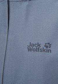 Jack Wolfskin - STORMY POINT JACKET  - Sadetakki - frost blue - 2