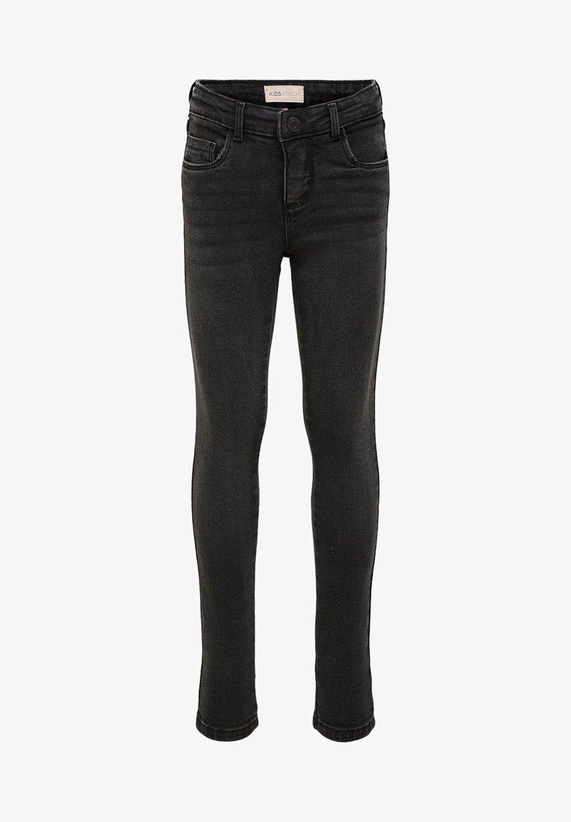 Kids ONLY - Jeans Skinny Fit - black denim