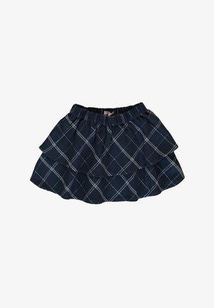 SMALL  - A-line skirt - parisian night