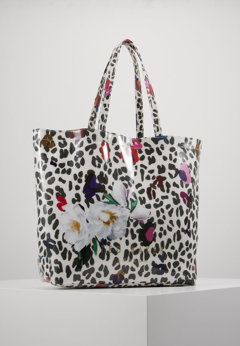 Ted Baker - POLYCON - Bolso shopping - ivory