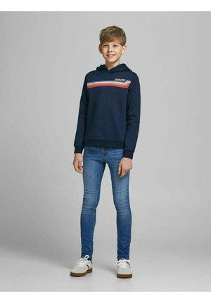 JORTYLERS HOOD  - Sweatshirt - navy blazer