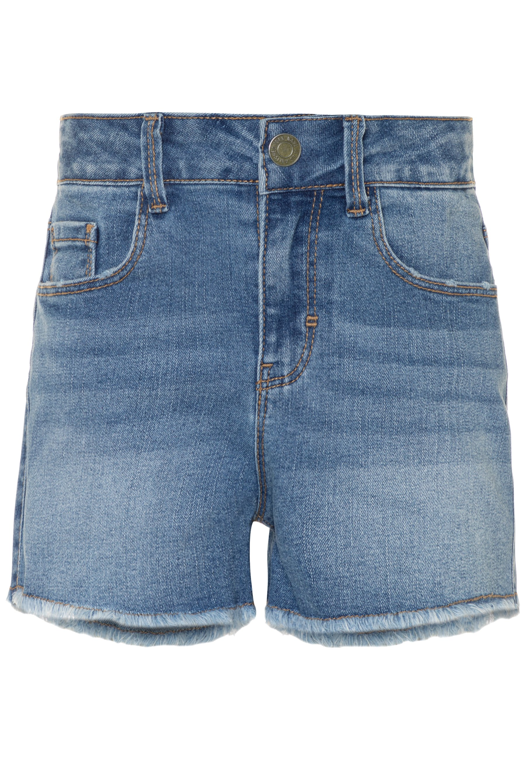 Kids NKFRANDI  - Denim shorts