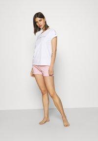 Tommy Hilfiger - ORIGINAL SHORT  - Pyjamas - white - 1