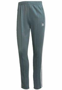adidas Originals - PANTS - Tracksuit bottoms - hazy emerald - 6