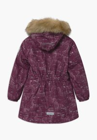 Reima - SILDA - Zimní kabát - deep purple - 1