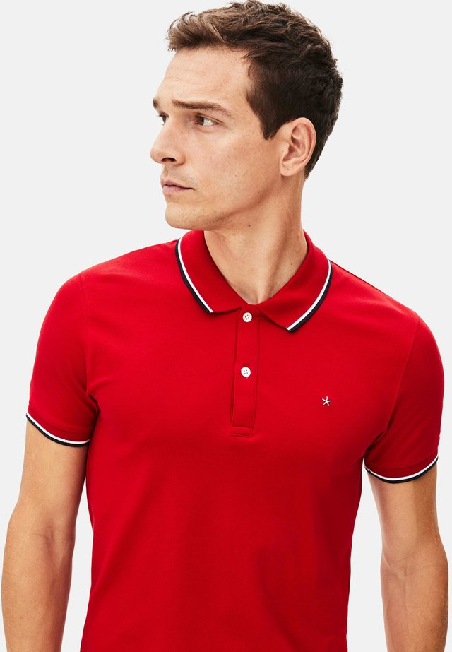 NECE TWO - Poloshirts - red