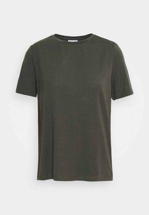 VMAVA - Basic T-shirt - peat