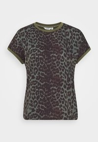 b.young - PANYA LEO - Blouse - olive night