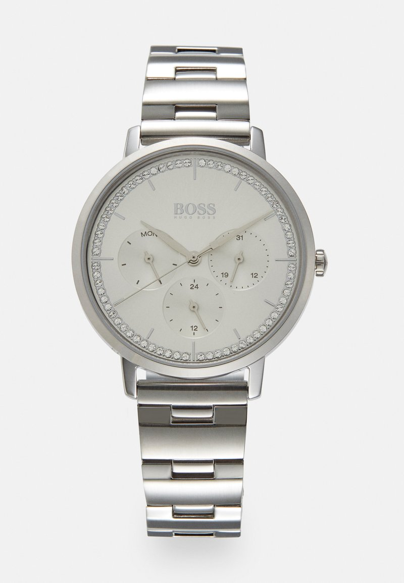 BOSS - PRIMA - Montre - silver-coloured