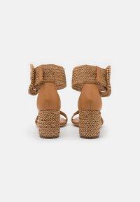Casadei - Ankle cuff sandals - hanoi florence/natur - 3