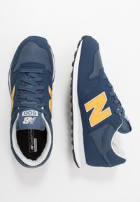 New Balance - GM500 - Sneakersy niskie - navy - 1
