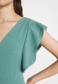 WAL G. - JESSIE SKATER DRESS - Sukienka letnia - sage green - 5