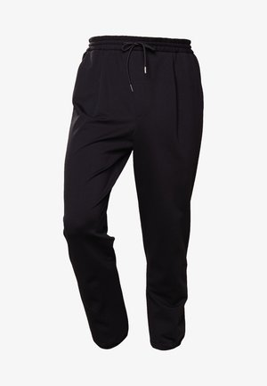 TAILORED TRACKPANT - Spodnie treningowe - darkest black