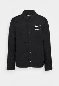 Nike Sportswear - Allvädersjacka - black/white - 4