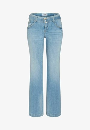 Flared Jeans - bleached
