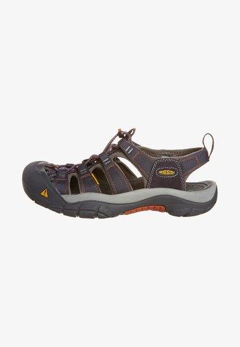 NEWPORT H2 - Chodecké sandály - india ink/rust