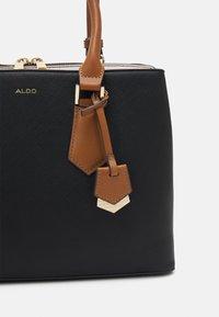 ALDO - BOZEMANI - Handbag - black/bone/tan - 3