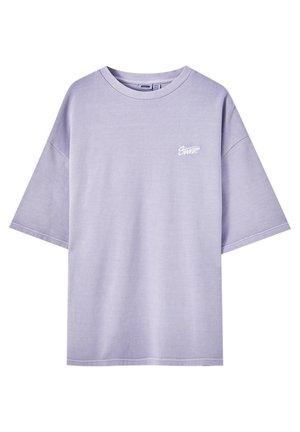 T-shirt basic - mauve
