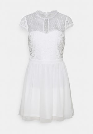 DREAM ON DRESS - Cocktail dress / Party dress - white