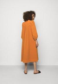 See by Chloé - Vapaa-ajan mekko - vivid brown - 2