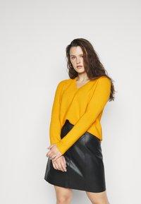 Persona by Marina Rinaldi - ALBA - Jumper - yellow - 3