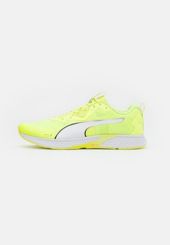 SPEED 500  - Neutrální běžecké boty - fizzy yellow/white