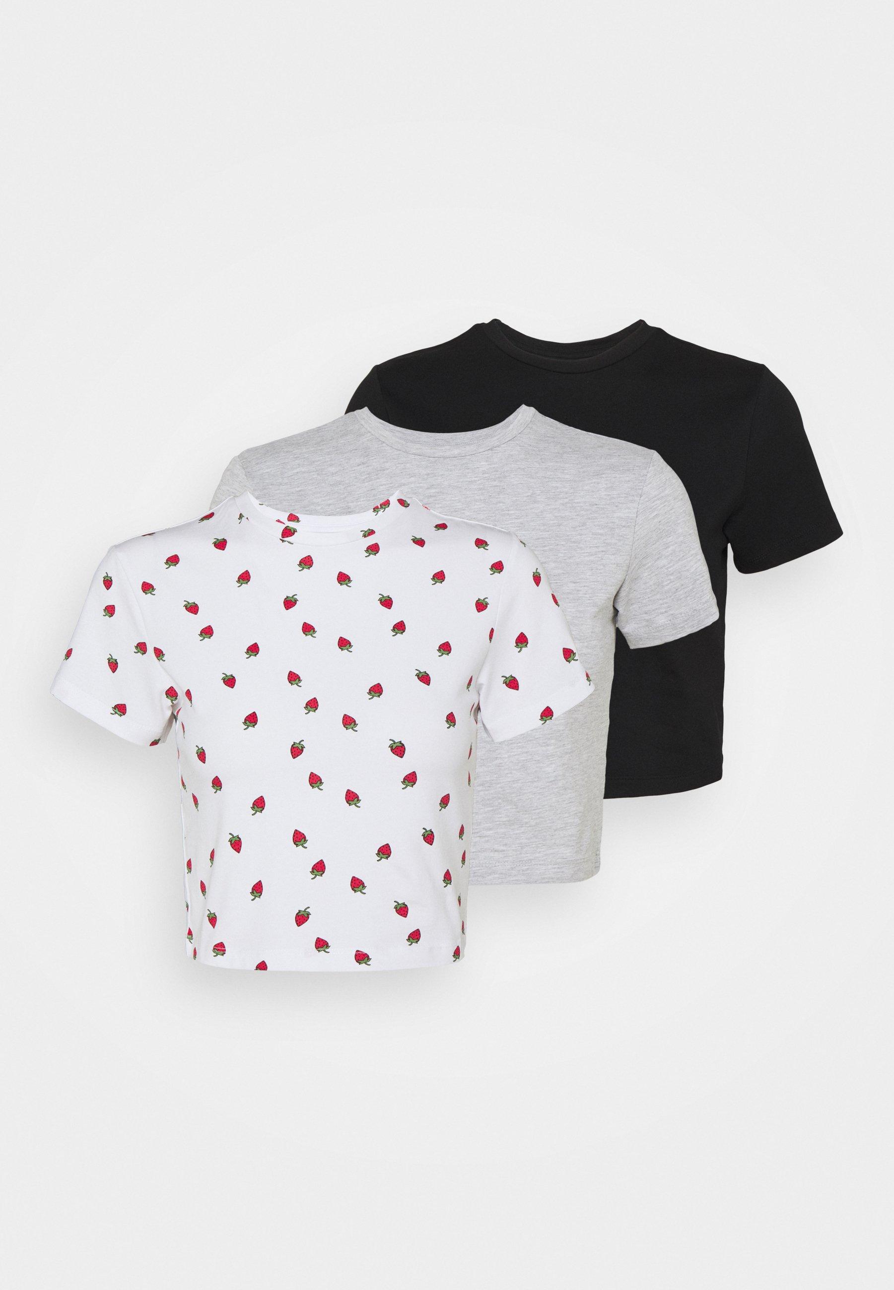 Women 3 PACK - Print T-shirt