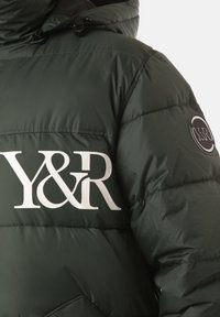 Young and Reckless - Winter jacket - green - 4
