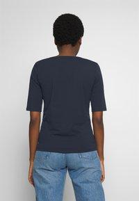 mine to five TOM TAILOR - BOATNECK - Basic T-shirt - sky captain blue - 2