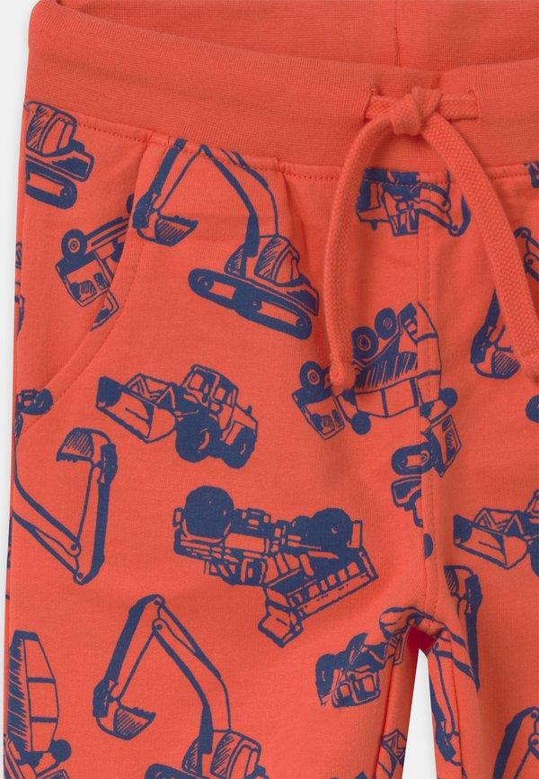 Friboo 5 PACK - Spodnie treningowe - red/grey/turquoise/czerwony Odzież Męska WGQX