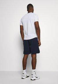 Nike Performance - FLX ACE - Sportovní kraťasy - obsidian/white - 2