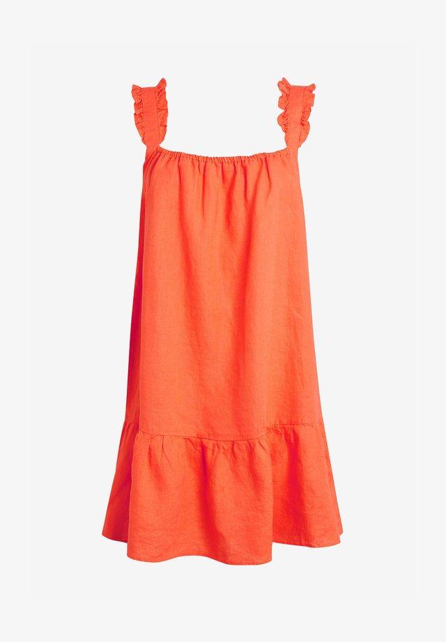 Sukienka letnia - coral