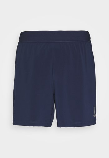ACTIVE YOGA - Sports shorts - midnight navy/gray