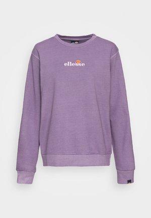 SAPPAN - Sweatshirt - purple