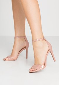 Call it Spring - DELLMAR VEGAN - High heeled sandals - light brown - 0