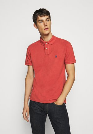 Polo shirt - new brick
