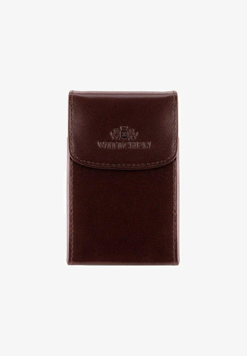 Wittchen - Business card holder - braun